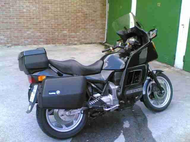 Motorrad BMW K100 LT Tüv 03 2020