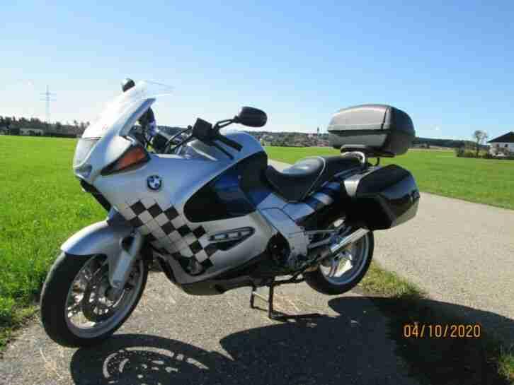 Motorrad BMW K1200RS Bj 1999