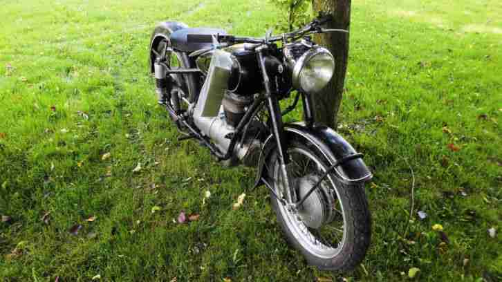 Motorrad BMW R 25 3 original condition 1954