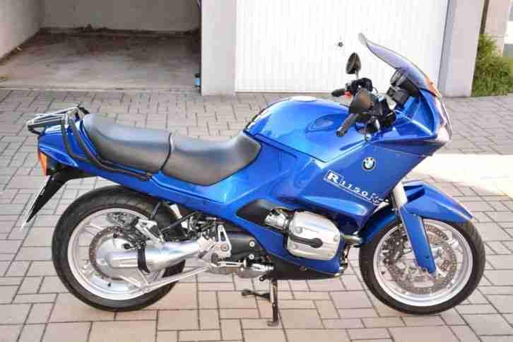 Motorrad BWW R 1150 RS 38.000 KM Bj. EZ 04 2003