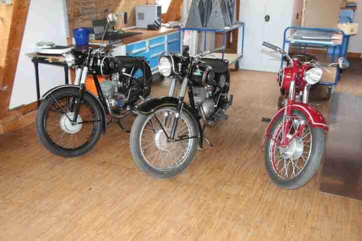 Motorrad Dürkopp MD 150