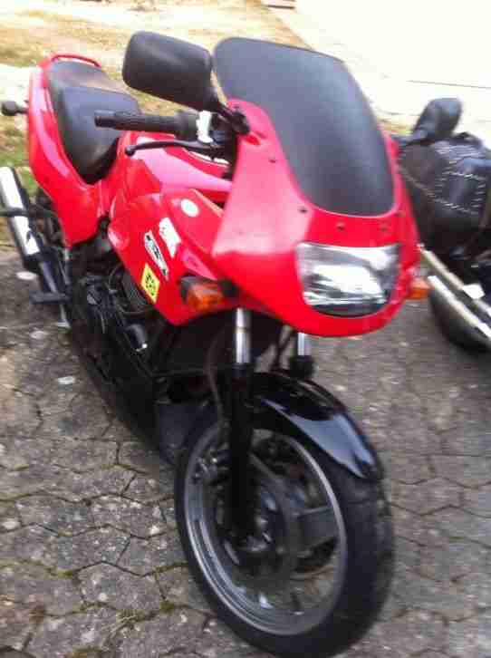 Motorrad GPZ 500S