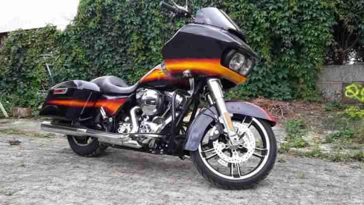 Motorrad Harley Davidson FLTRX Bj.2015 TOP