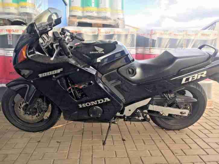 Motorrad Honda CBR 1000F
