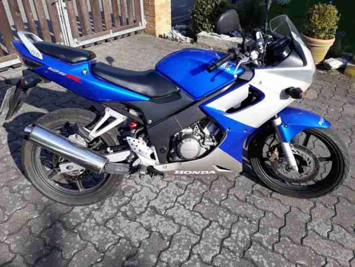 Motorrad Honda125 CBR
