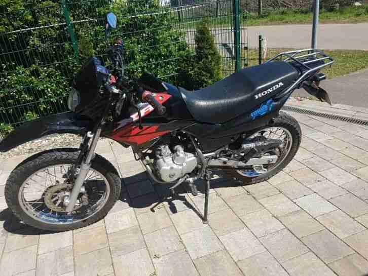 Motorrad Honda