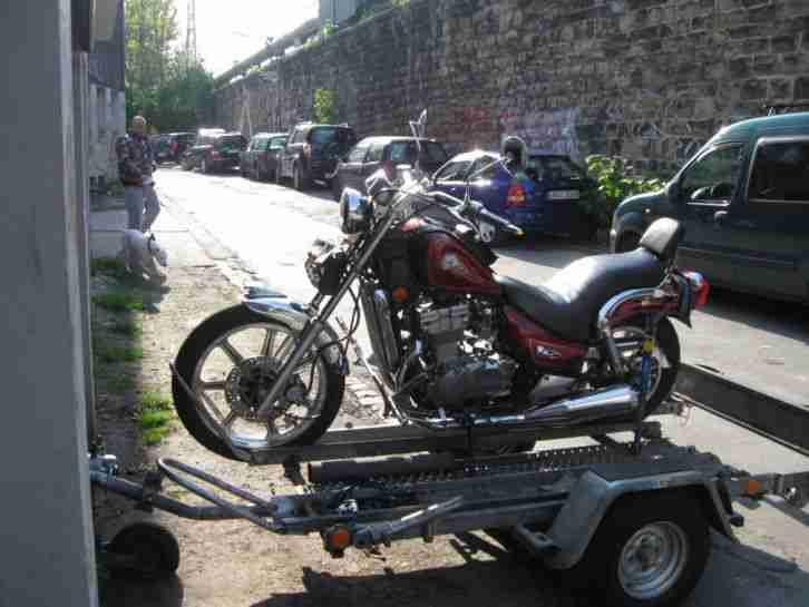 Motorrad Kawasaki EN500