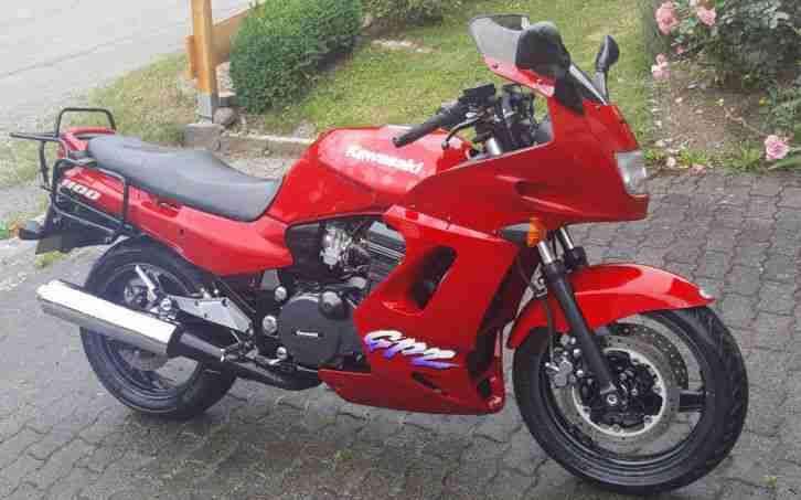 Motorrad Kawasaki GPZ 1100 Horizont