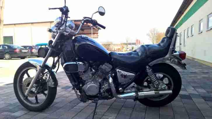 Motorrad Kawasaki Vulcan 750
