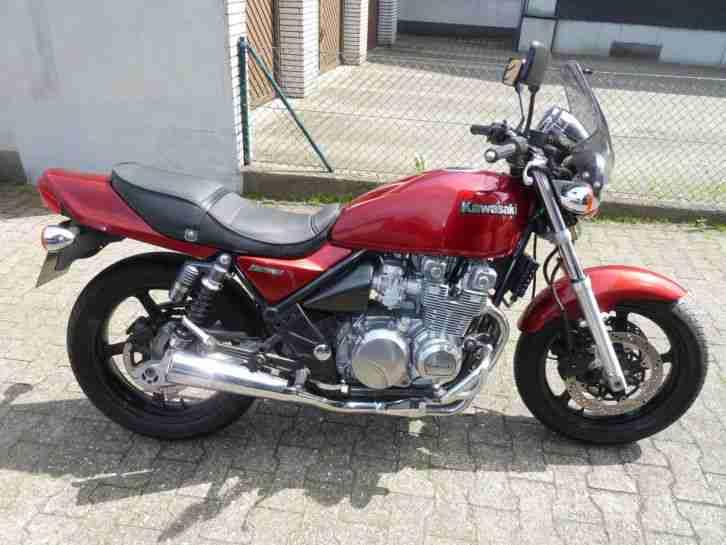 Kawasaki ZR 550 Zephyr, motocykle używane, sprowadzane