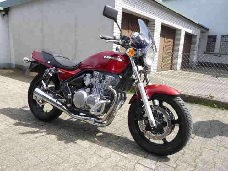 1990 Kawasaki ZR550 Zephyr for sale low miles