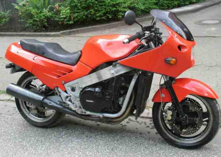 Motorrad Kawasaki ZX 10 Bastler
