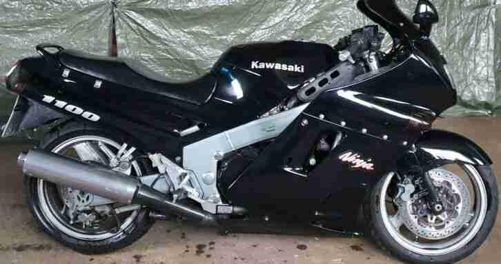 Motorrad Kawasaki ZZR 1100 ( Offen ) HU Neu