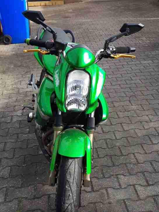 Motorrad Kawasaki er6n ABS