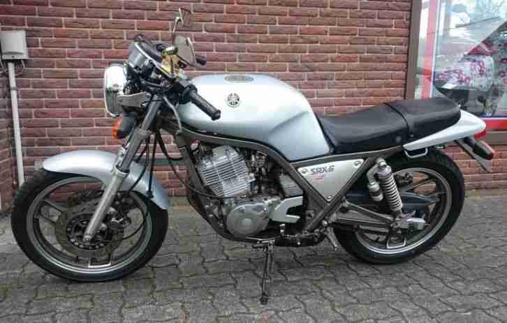 Motorrad Klassiker Yamaha SRX 600