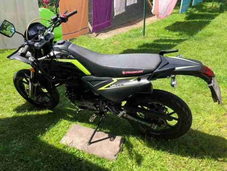 Motorrad Kreidler 125ccm