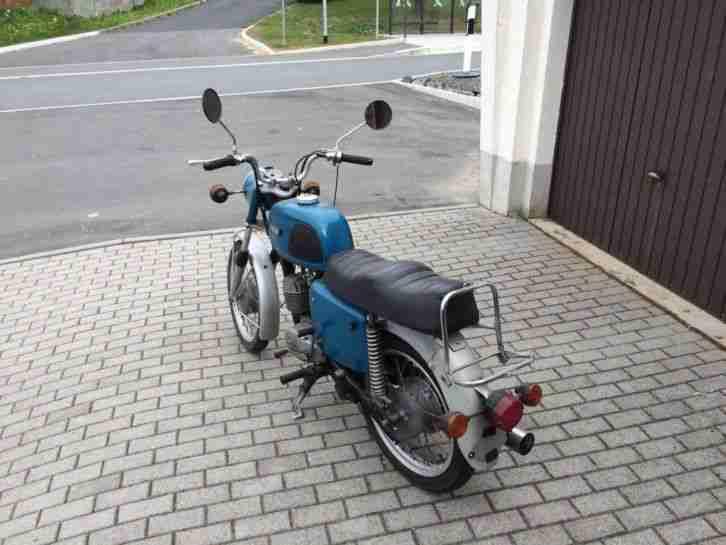 Motorrad MZ TS 150 TIP TOP mit Papieren