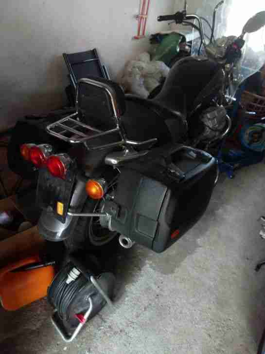 Motorrad Moto Guzzi california ev