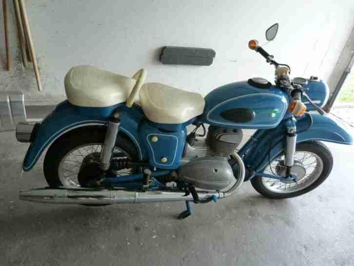 Motorrad Rabeneick 250 er
