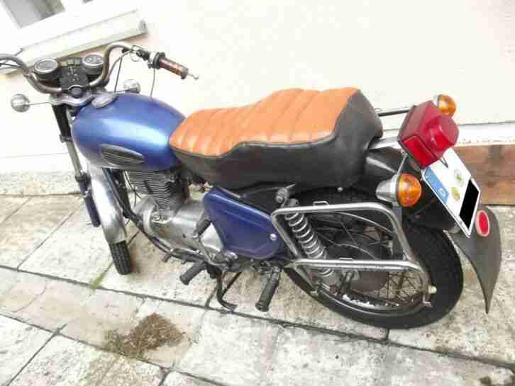 Motorrad Simson sport Awo 425