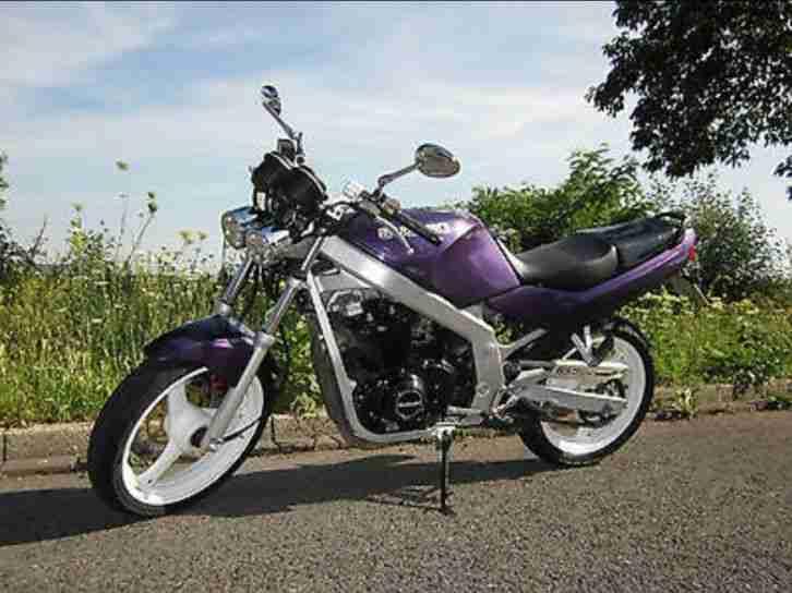 Suzuki GS 500 Schwarz, mit TÜV! - Bestes Angebot von Suzuki.