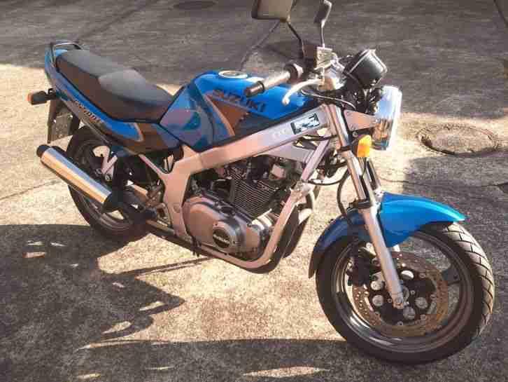 Suzuki GS 500 E Ideal für Anfänger Tüv neu - Bestes Angebot von Suzuki.