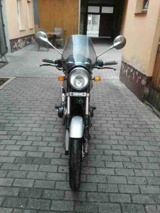 Motorrad Suzuki GSX 400