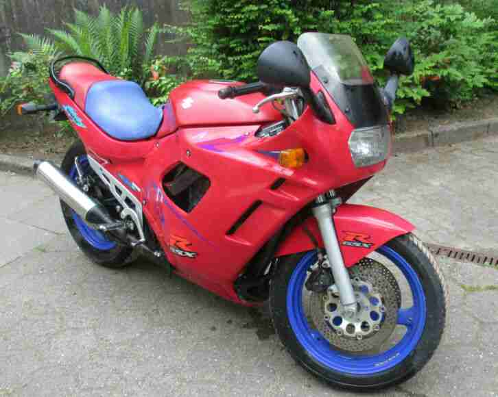 Motorrad Suzuki GSX 600