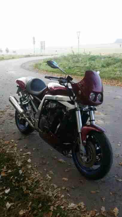 Motorrad Suzuki GSX R 1100
