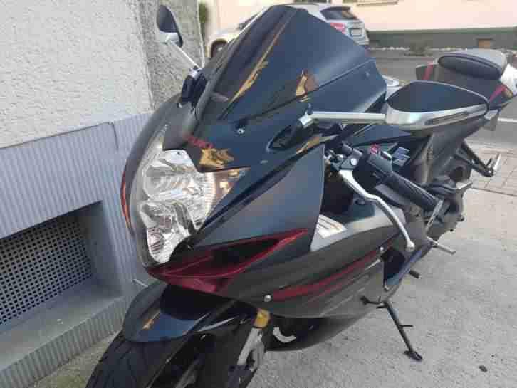 Motorrad Suzuki GSX R GSXR GSX R 750 tüv au neu 150 Ps Rizoma spiegel