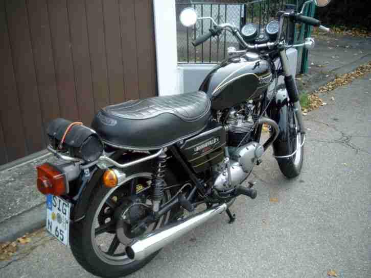 Motorrad Triumph Bonneville Special Bj 79