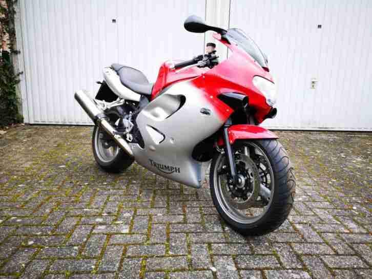 Motorrad Triumph TT 600