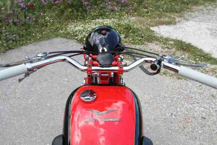 Motorrad Typ: P.L.S. 250cc Baujahr 1938