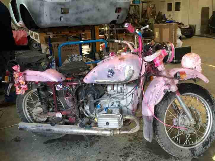 Motorrad Ural
