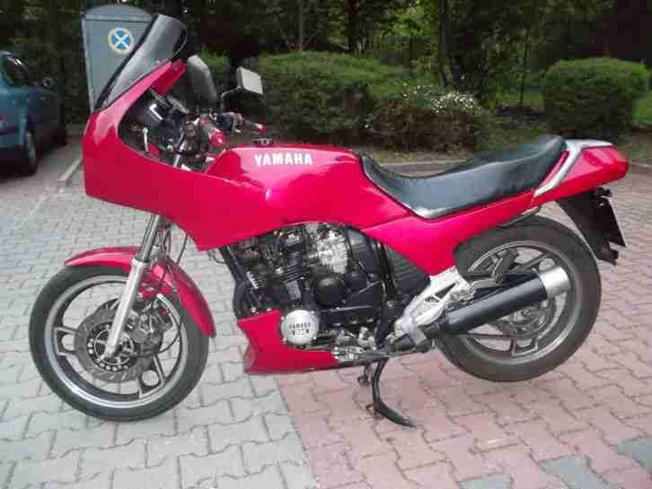 Yamaha XJ 600 51J - Bestes Angebot von Yamaha.
