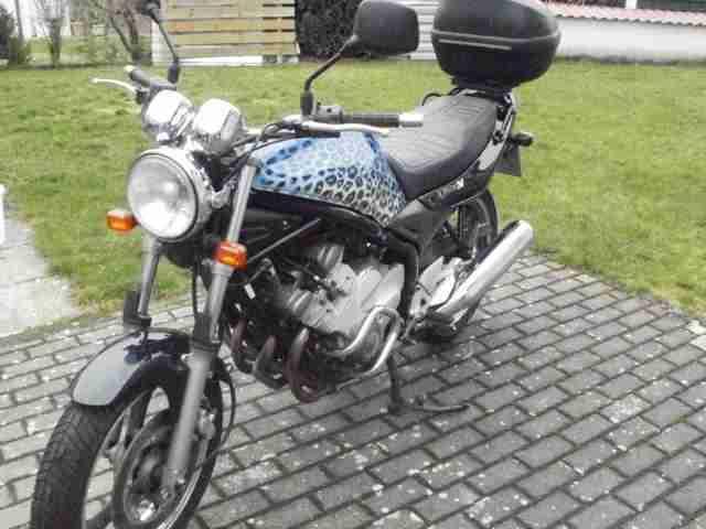 Motorrad Yamaha XJ 600n