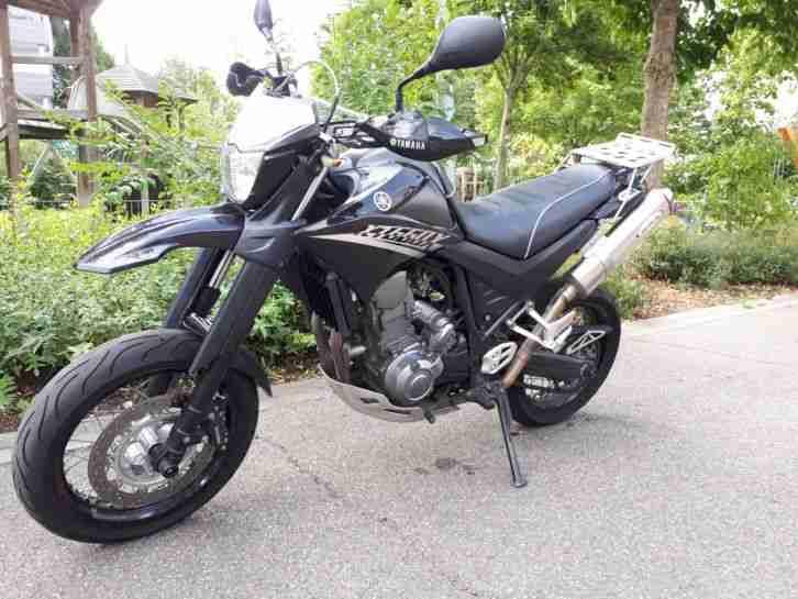 Motorrad Yamaha XT 660 X