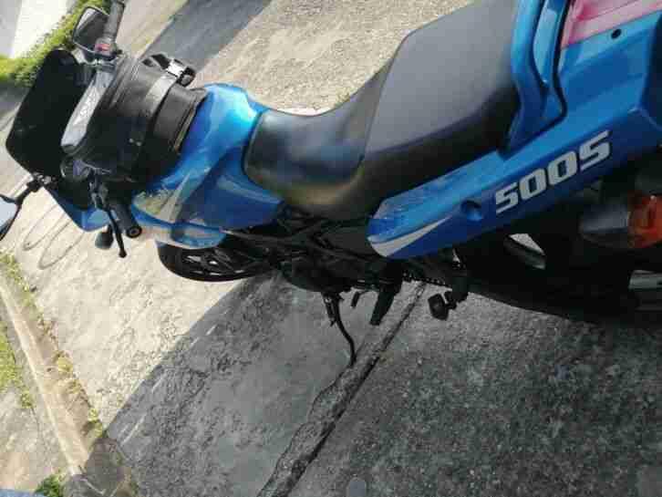 Motorrad kawasaki gpz 500s