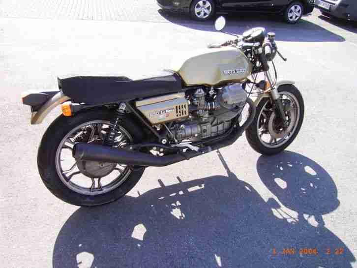 Motorräder Moto Guzzi Le mans