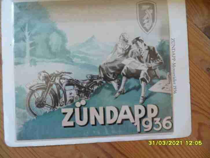 Motorradliteratur ab Anfang 1914