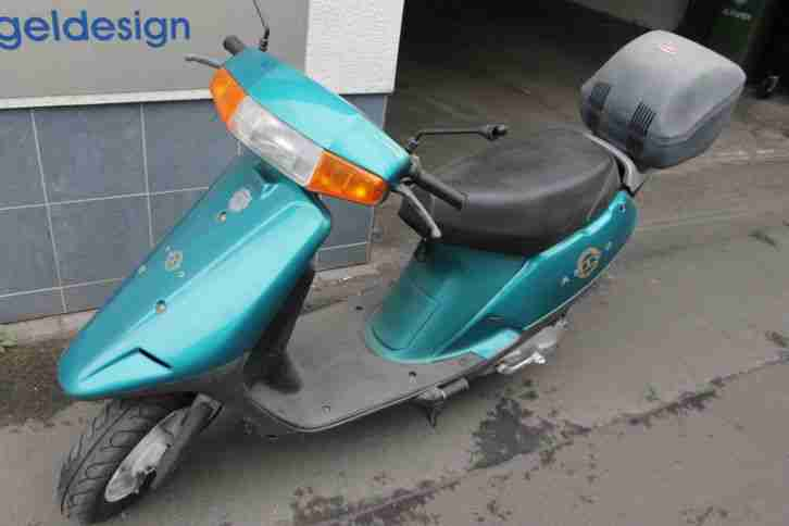 Motorroller 50er Aprilla D. Beggio AMICO