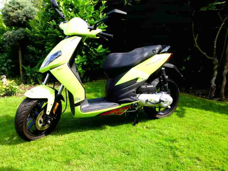 Motorroller, , Piaggio, sport city one