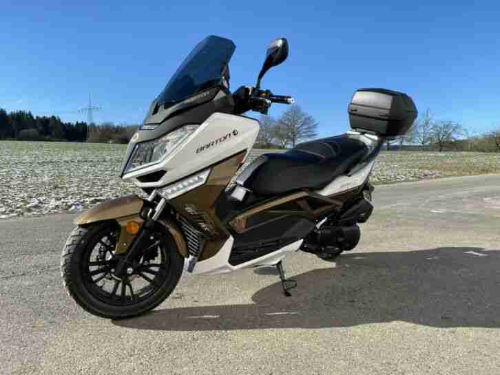 Motorroller Barton B Max 125 ccm