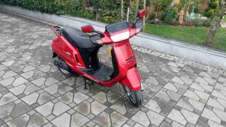 Motorroller Hercule Samba SR 125 Peugeot SV 125 80