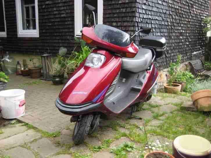 motorroller honda spacy 125 cc bestes angebot von roller. Black Bedroom Furniture Sets. Home Design Ideas