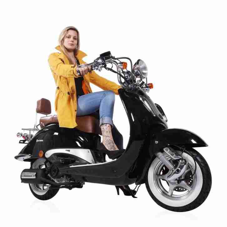 motorroller motoworx titano 50 ccm 45 km h bestes angebot von roller. Black Bedroom Furniture Sets. Home Design Ideas
