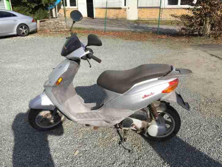Motorroller Piaggio Diesis (für Bastler)