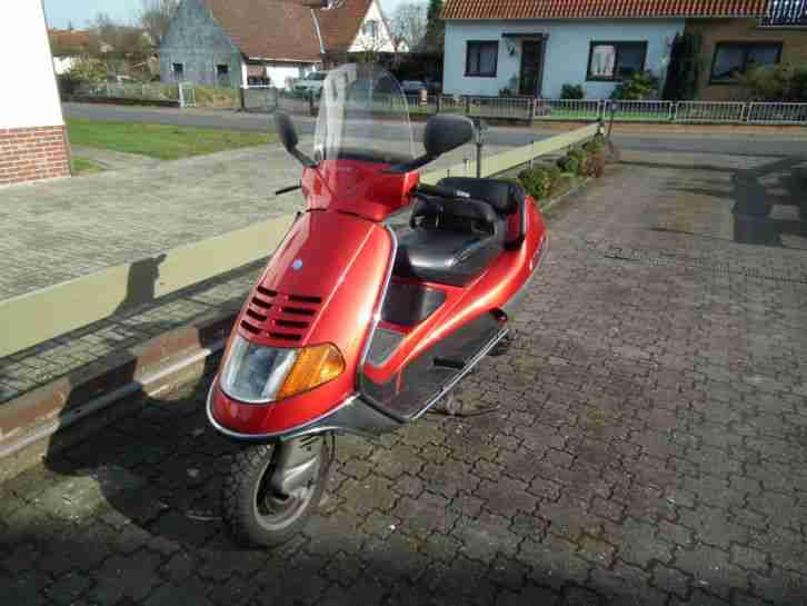 Roller Scooter Benzhou Hybrid 390 Km Bestes Angebot Von