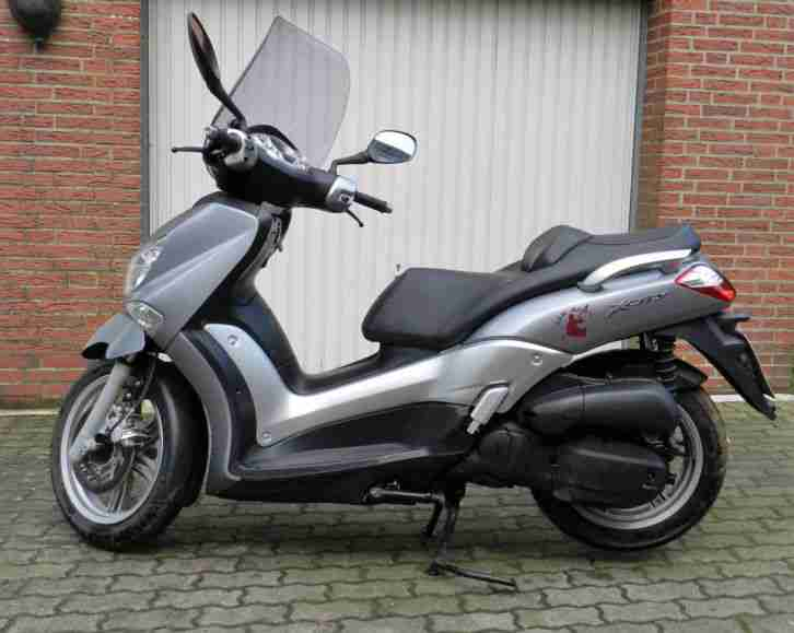motorroller yamaha x city 125 scooter 16 15 bestes. Black Bedroom Furniture Sets. Home Design Ideas