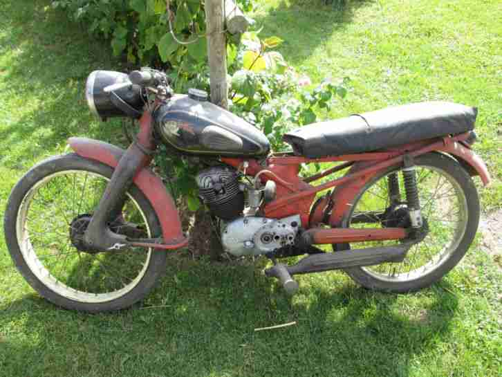 nsu fox motorrad oldtimer bestes angebot von old und. Black Bedroom Furniture Sets. Home Design Ideas